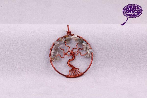 مدال درخت زندگی لابرادوریت