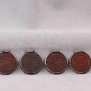 مدال ورشو با دعای ناد علی